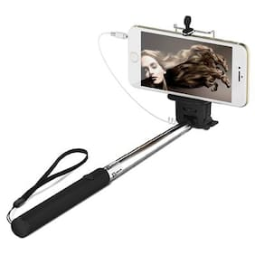 Favourite Deals ACC-2016Universal Handheld Wired Monopod Selfie