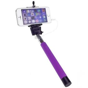 Favourite Deals 15G Light Weight Cell Phone - Fun Handheld Extendable Monopod for Apple iPhone 6 6s Selfie Stick (Assorted)
