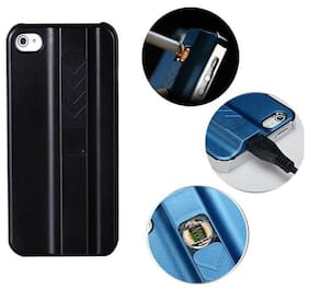 FLAMELESS  CIGARETTE LIGHTER (WEATHER PROOF) CUM  BACK Cover for iphone 6/6s