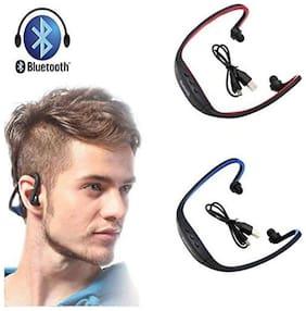 Fleejost In-Ear Bluetooth Headset ( Black )