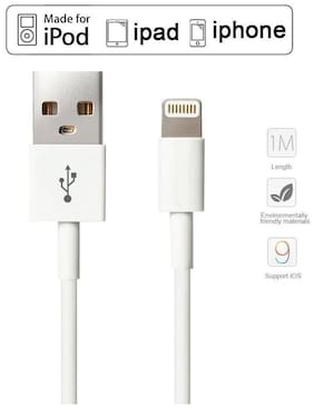 Fleejost USB Charging Cable For iphone 5, 5c, 5S, 6 , iPad Mini, iPod Touch 5G, new iPad and iPad Air,1 m