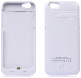 Flipfit Charging Case for IPHONE 6 , IPHONE 6S  (WHITE)
