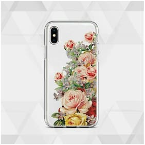 Floral iPhone XS XS Cover Flowers iPhone XS Max X Case Cute iPhone 7 8 Plus 6 6s