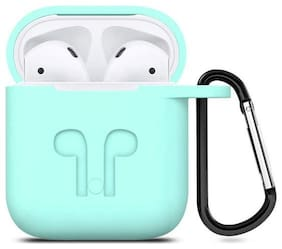 Flying India Pouch For Apple AirPods Blue