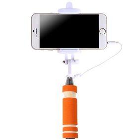 Foldable Selfie Stick Monopod Camera Remote Shutter # International Bazaar