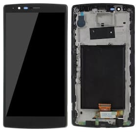 For LG G4 F500 H810 H815 LCD Display Touch Screen Digitizer + Frame Replacement