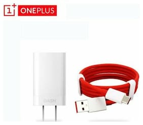 For OnePlus 7 Pro 6T Original OnePlus Warp Dash Travel Charger Power USB-C Cable