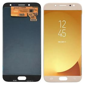 FOR SAMSUNG Galaxy J7 Pro 2017 SM-J730G J730F LCD Display Touch Screen Gold USPS