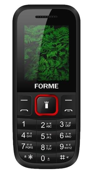 Forme N7 Dual Sim (Black, Red)