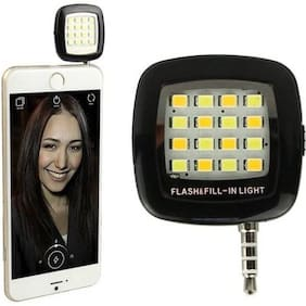 Frappel  Selfie Flash 16LED Fill light for iPhone,Android and Windows devices
