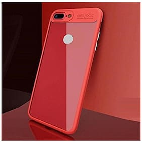 Full Protection Back Cover For Xiaomi Y1 Lite (Red)