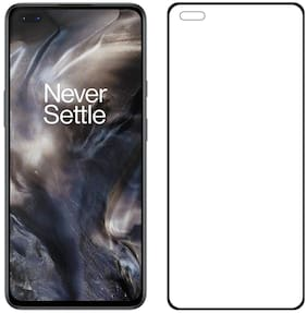 G GAPFILL Edge To Edge Tempered Glass For OnePlus Nord