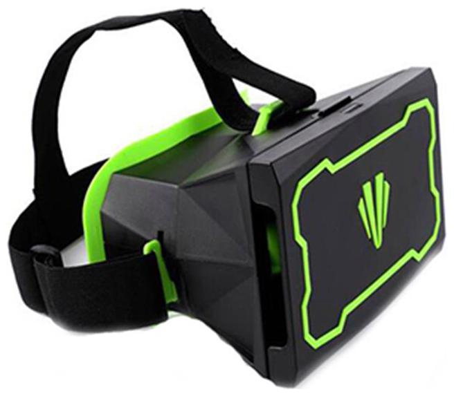 Gadget Hero's Active 3D Virtual Reality Headset