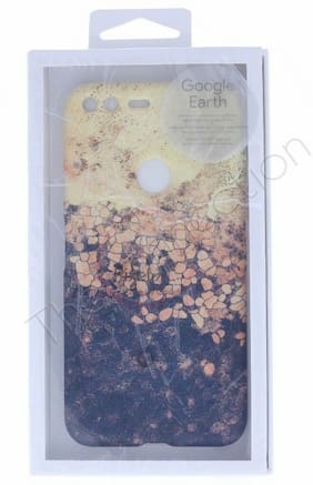 Genuine Google Earth Trends Live Case for Google Pixel XL 5.5 Authentic