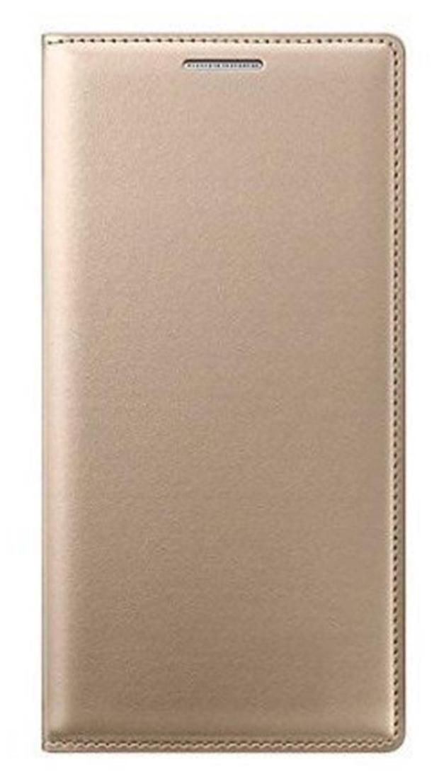 finest selection 09f68 75db7 Gionee P5L Original Flip Cover Gold