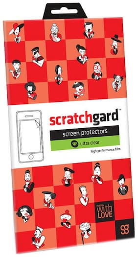 Gionee S6 Pro Ultra Clear Screen Guard By Scratchgard