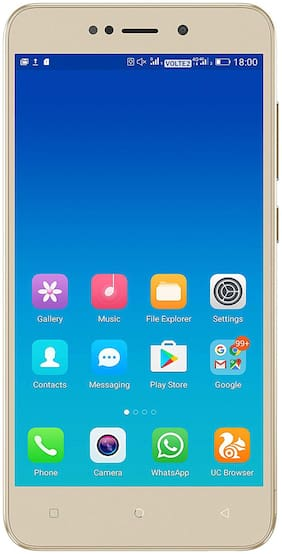 Gionee X1 16GB Gold