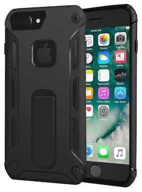 Globus Geschaft Back Cover For Apple iPhone 7 Plus  Black