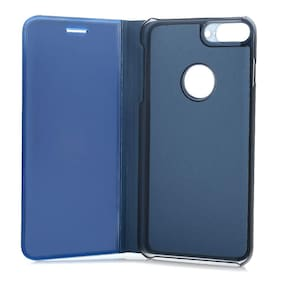 Gloriphy Flip CoverFor Apple iPhone 7 Plus Blue