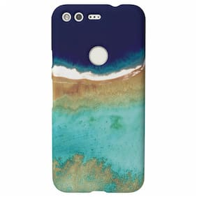 Google Cell Phone Case for Pixel XL - Moindou Google Earth theme New in Box