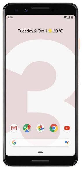 Google Pixel 3 64 GB Just Black