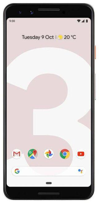 Google Pixel 3 64 GB Just Black
