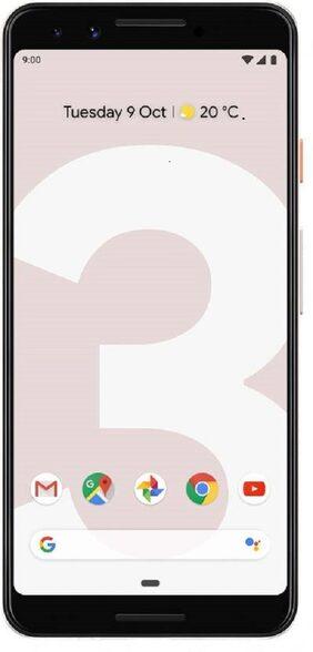 Google Pixel 3 4 GB 64 GB Not Pink