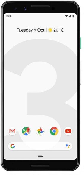 Google Pixel 3 128 GB Clearly White