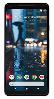 Google Pixel 2 XL 128GB Black;White
