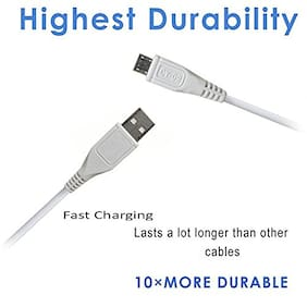 Grostar Brand Original A++++ Grade V-VO V9 / VI-Y 51 L Compatible USB Cable Data Charging Cable Original Like Data Cable    Micro USB Fast Charging Cable    Sync Cable    Charger Vivo Data Cable