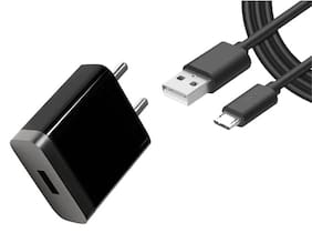 Fast Charger for Xiaomi Redmi Mi Note 4 5 5 Pro 5A 4A 4 5 A1 3S 3S Prime Note 4G Speed Travel Charger with 1 Meter Micro USB Cable Black