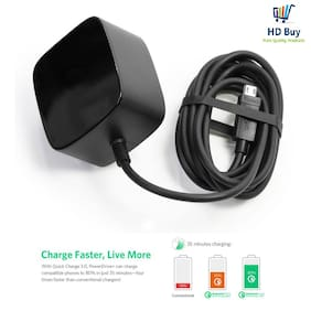 HD Buy Brand New 2.1amp Charger for Motorola Moto G2, G3, G4, G5, G4 Plus & All Andriod Mobile