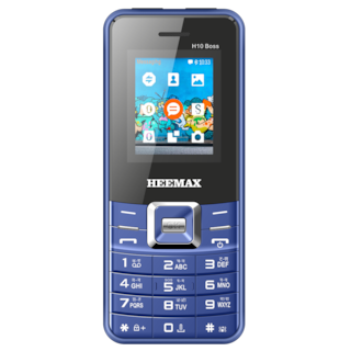 HEEMAX H10Boss (Black;Blue)
