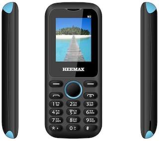 Heemax M2 Dual Sim (Black & Blue)