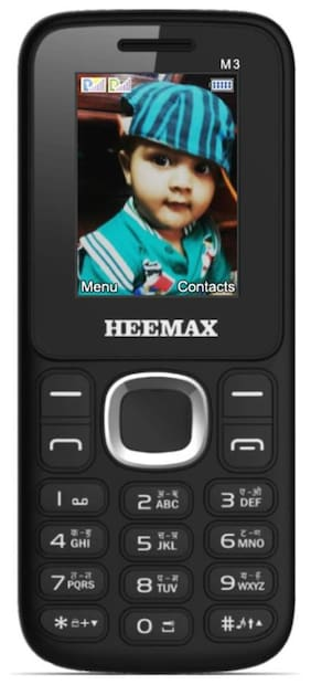 Heemax M3 Black
