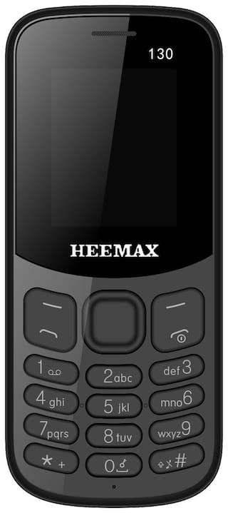 Heemax P130 Dual Sim (Black)