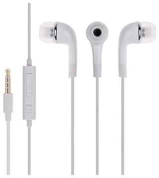Venplanet YR In-Ear Wired Headphone ( White )
