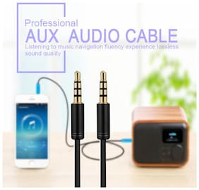 High Quality 3.5 mm Multipurpose Aux Cable - Xclusive Plus