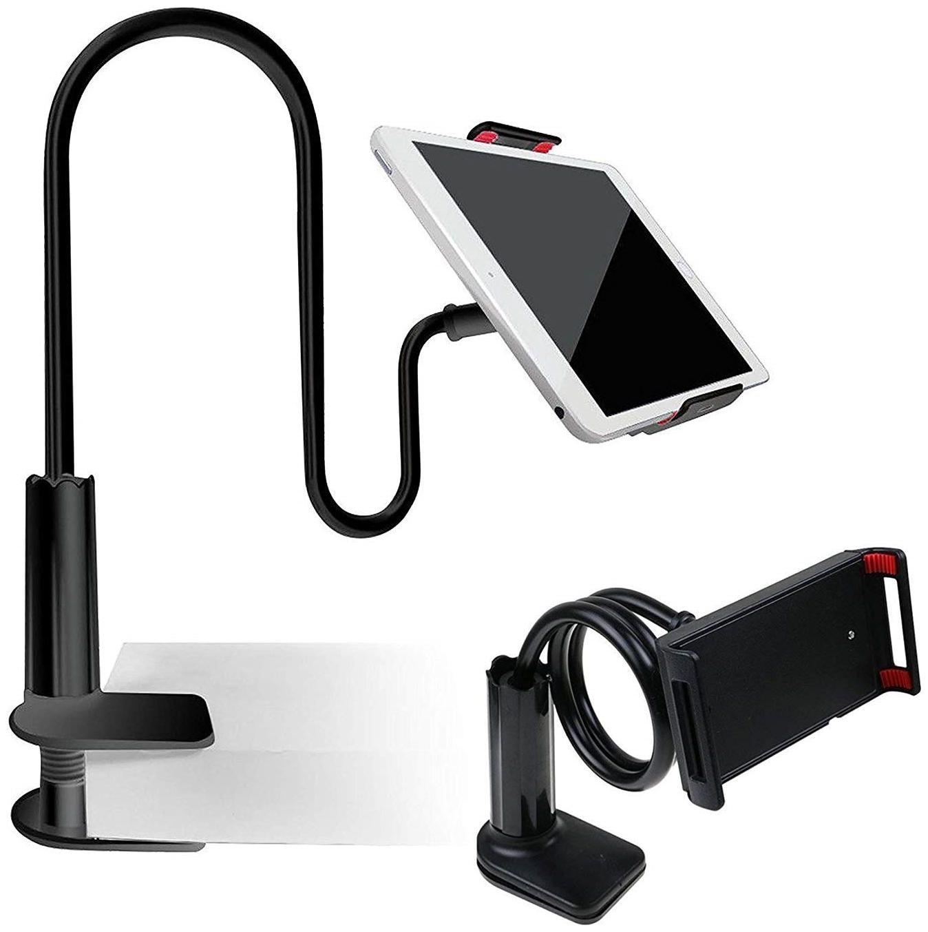 Hiker Mobile Desktop Holder (Black)