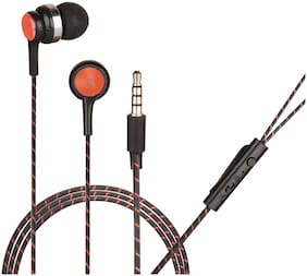HITAGE HB913RD In-Ear Wired Headphone ( Red )