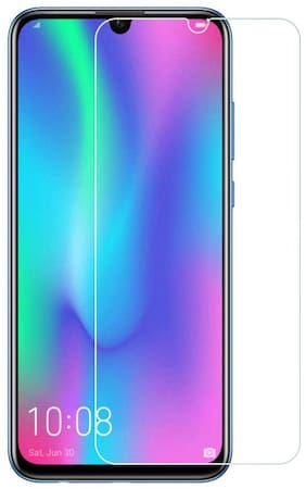 Honor 10lite 0.3MM edge to edge temper glass with 5D edges