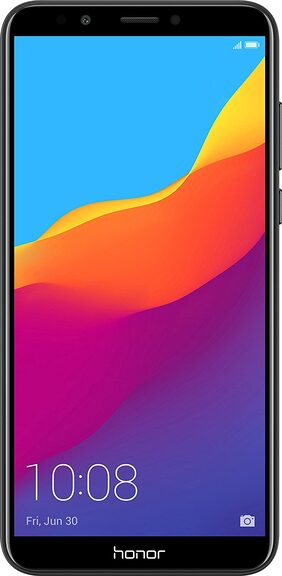 Honor 7C 32 GB Black