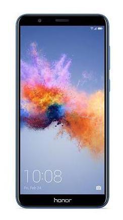 Honor 7X 64 GB Blue
