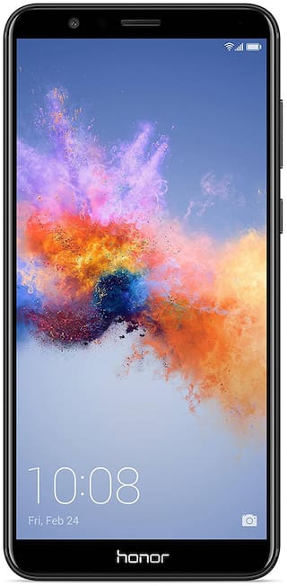 Honor 7X 64 GB Black