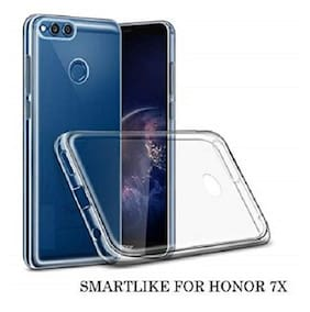 Honor 7X Transparent Back Cover