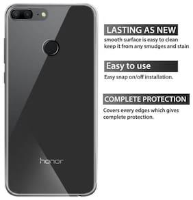 Honor 8 Lite Fingerprint Free Light Weight Slim Fit High Quality Washable Back case