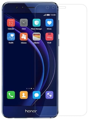 TEMPERED GLASSES Edge to edge tempered glass For Honor 8 pro