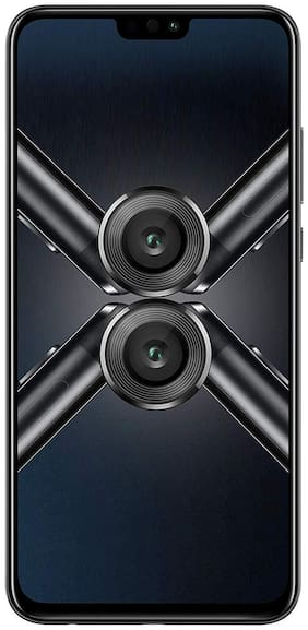 Honor 8X 4 GB 64 GB Black