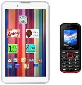 I Kall Ik1 17.78 cm (7 inch) Tablet ( 8 GB , White )