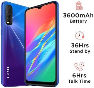 I KALL K320 4 GB 64 GB Blue